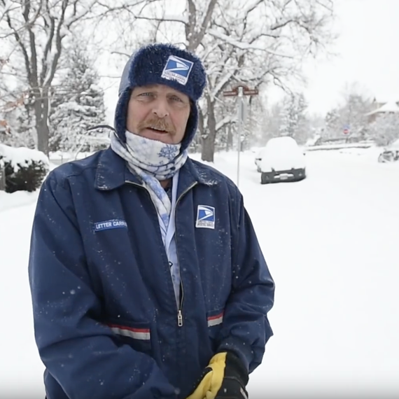 Mailman Jeff Kramer