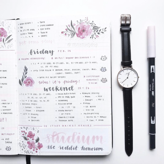 12 bullet journal ideas thatll inspire you to start one today bullet journal solutioingenieria Gallery