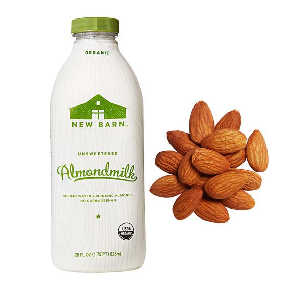 almond milk almonds nuts