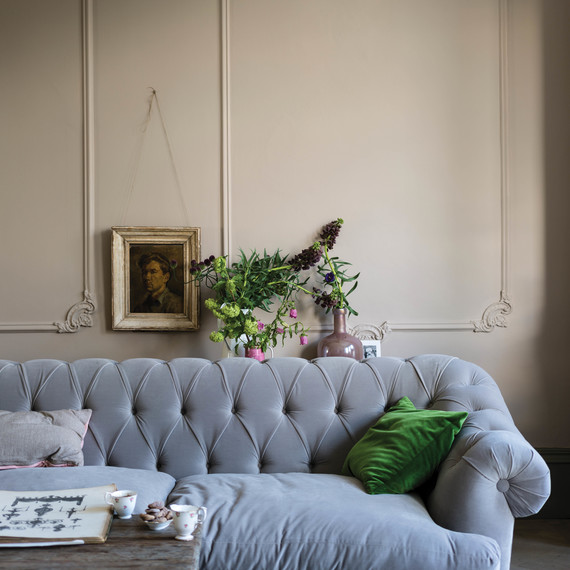 These Are the Most Popular Living Room Paint Colors for 2019