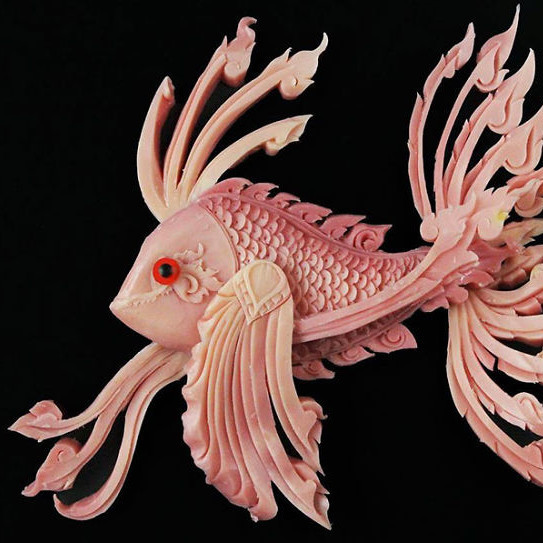 We can t stop marveling at these exquisite soap carvings