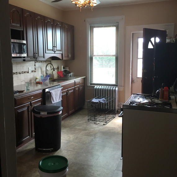 Kitchen Renovations Wide Before 1117
