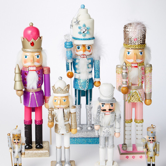 nutcrackers - Nutcracker Christmas Decorations