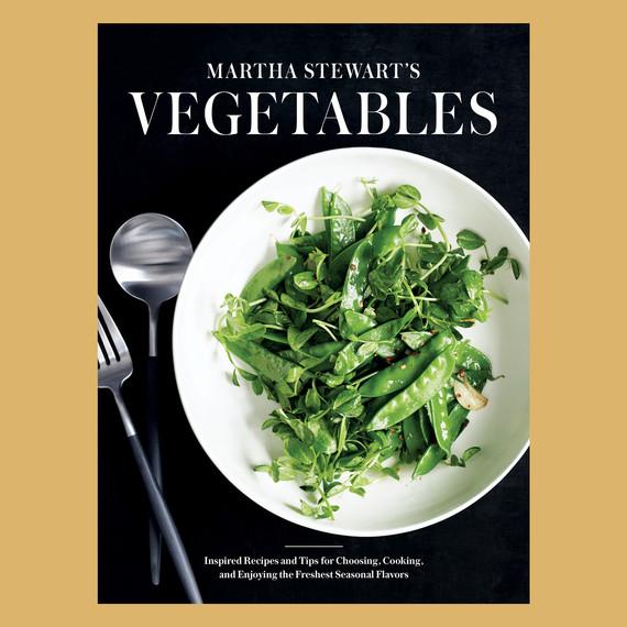martha stewarts vegetables book