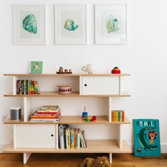oeuf shelf nursery