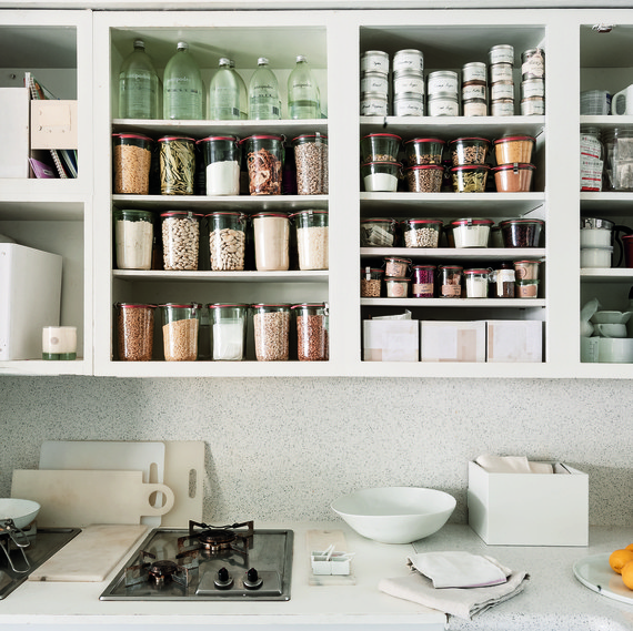 A Pantry In Remodelista The Organized Home