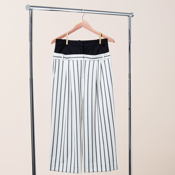 spring style wide pant