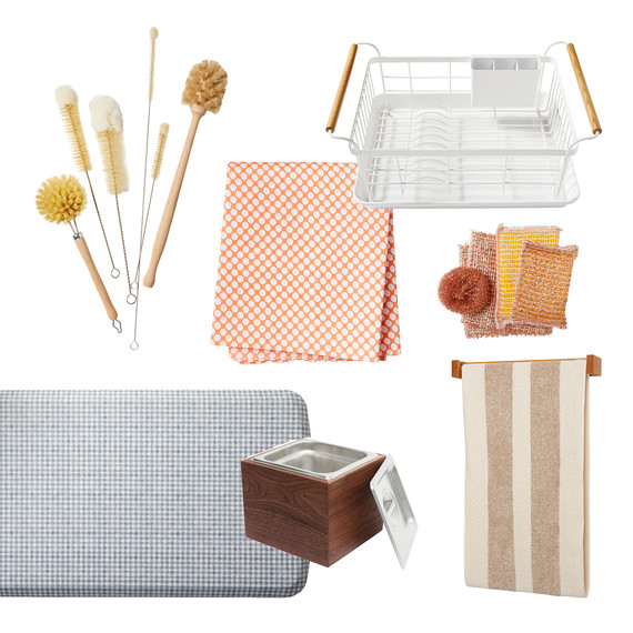 better basics kitchen collage