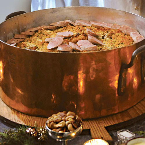 cassoulet christmas