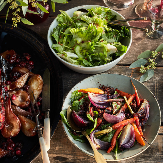 Our Holiday Open House Menu Is Sumptuous but Simple to Pull Off