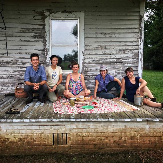 landmates porch ten mothers farm