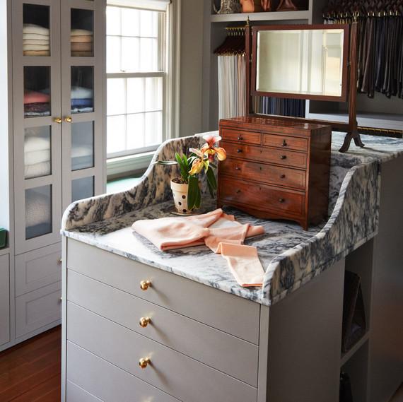 marble bureau