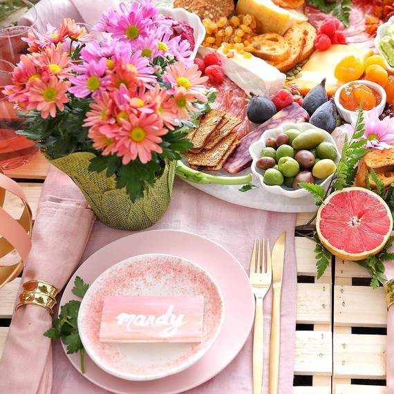 mothers day table