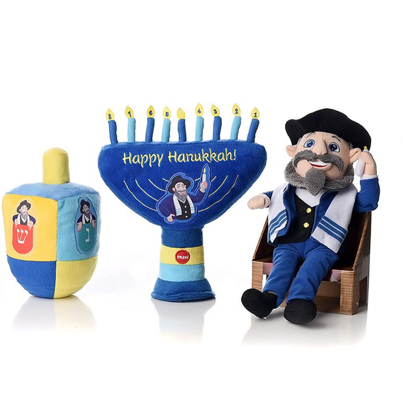 Mensch On A Bench Have You Started This Hanukkah Tradition