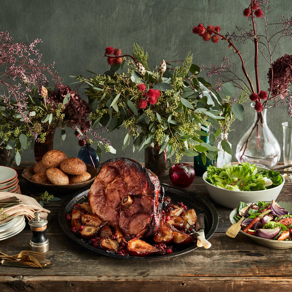 Our Holiday Open House Menu Is Sumptuous But Simple To