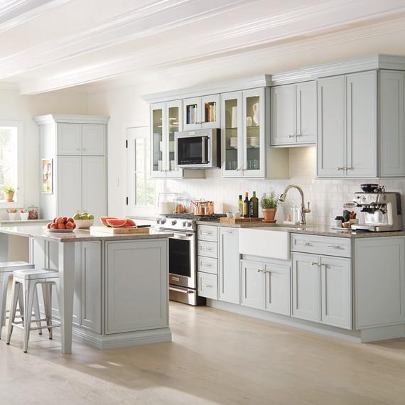 these martha approved cabinets will make your kitchen more efficient rh marthastewart com