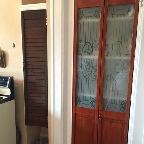 kitchen renovation pantry