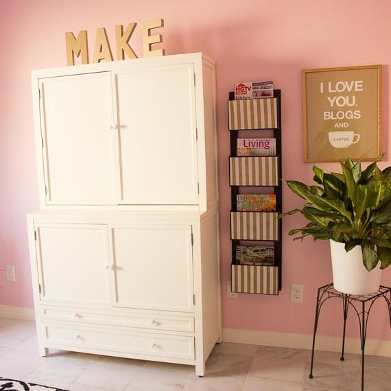 5 Secrets of a Beautifully Organized Craft Room   Martha Stewart