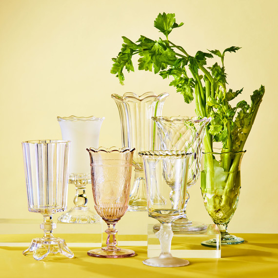 Why You Should Start Collecting Vintage Glass Vases Martha Stewart