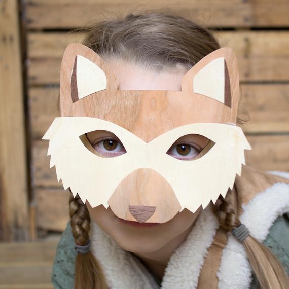 david_stark_design_wood_veneer_mask_fox_3sq.jpg (skyword:350289)