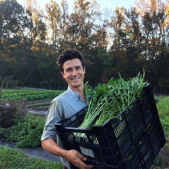 Growing Relationships: Farmers, Chefs—and Vegetables