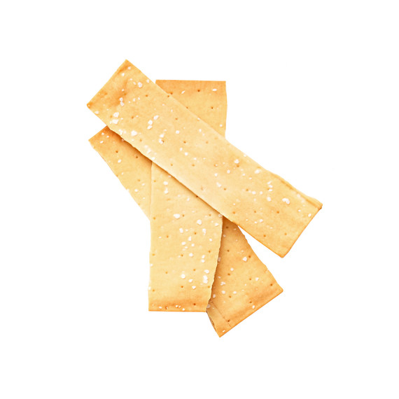 little dippers baked crackers