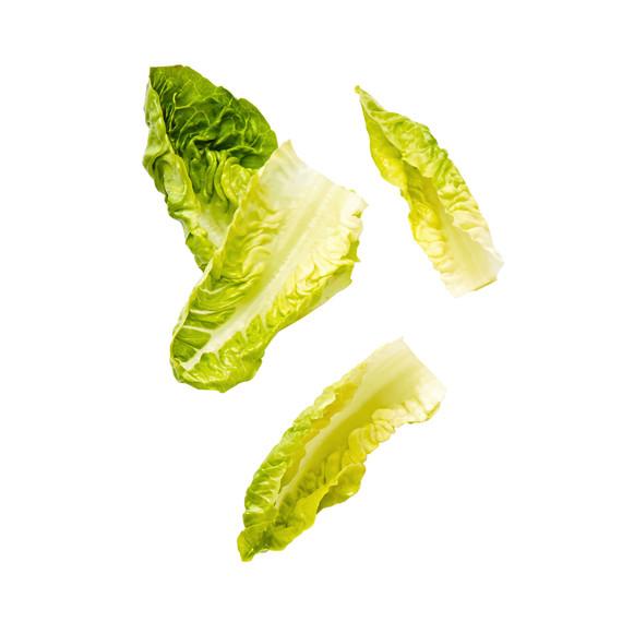little dippers lettuce leaves