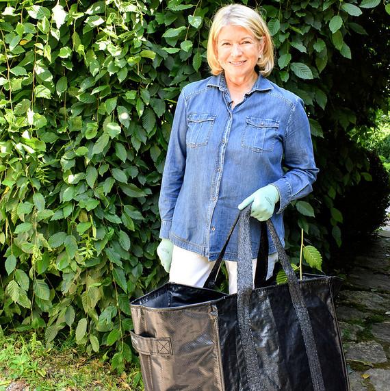 martha stewart fall yard clean up