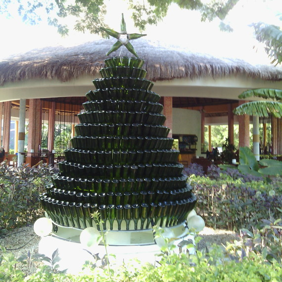 sandos caracol eco resort holiday decor