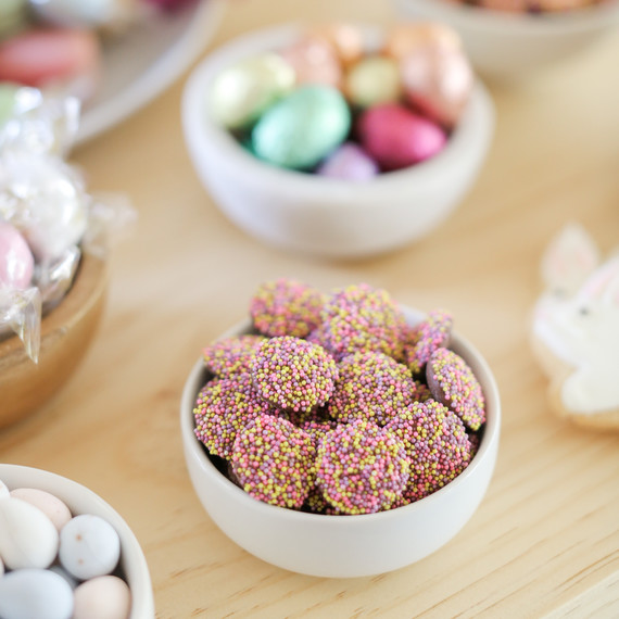 sugar and charm easter dessert bar candy