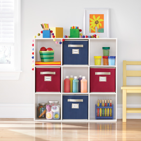 Everything You Need for a Kids' Craft Room