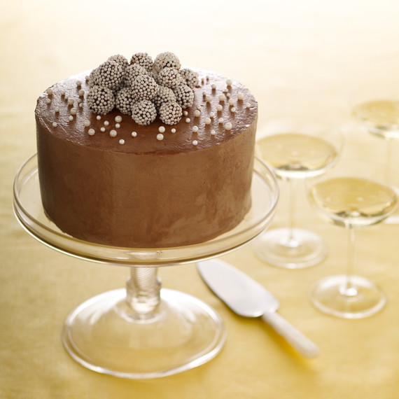 Mocha Bubble Cake and Coconut Cupcakes