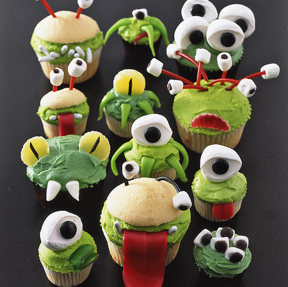 creepcake cupcakes aliens