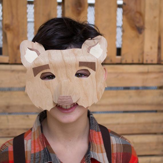 david_stark_design_wood_veneer_mask_bear_5sq.jpg (skyword:350290)