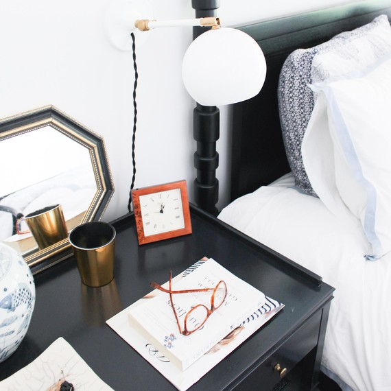 Gabrielle Savoie Savvy Home Bedside Table