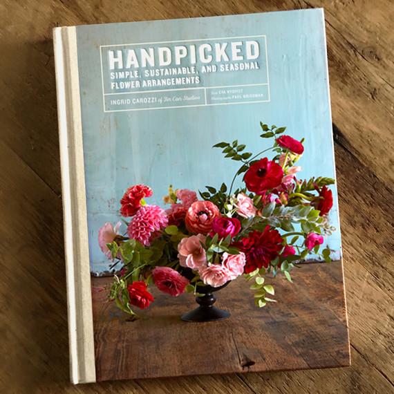 bookcover handpicked ingrid carozzi