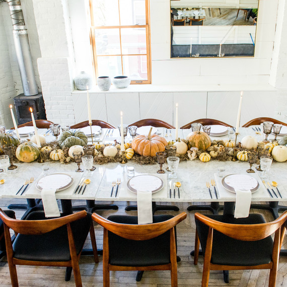 Ideas For A Modern Thanksgiving Table Martha Stewart
