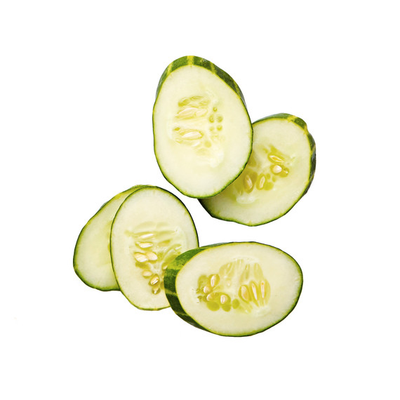 little dippers cucumber slices