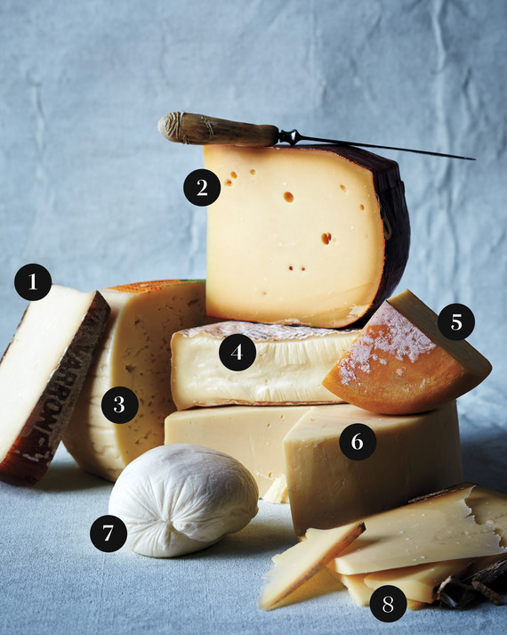 The Best Cheeses For Melting | Martha Stewart