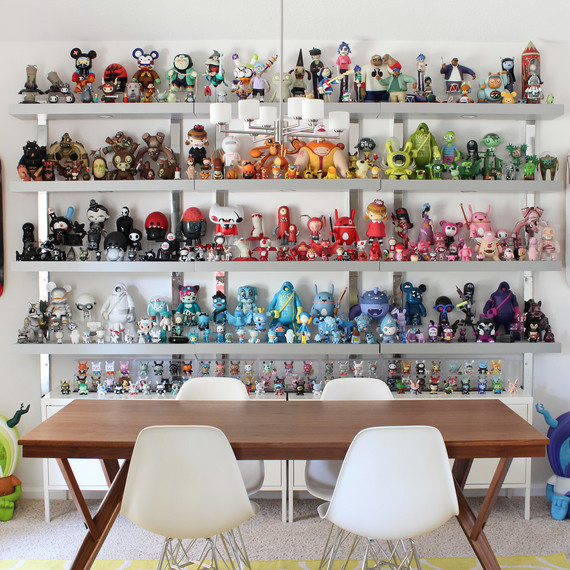 sara harveys modern toy collection
