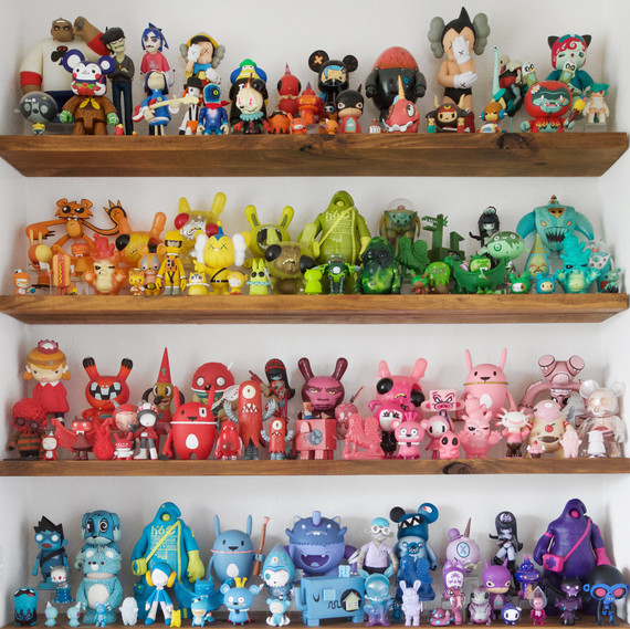 Sara Harvey's Modern Toy Collection is a Whimsical ...