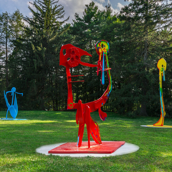sculpture-garden-decordova-colorful