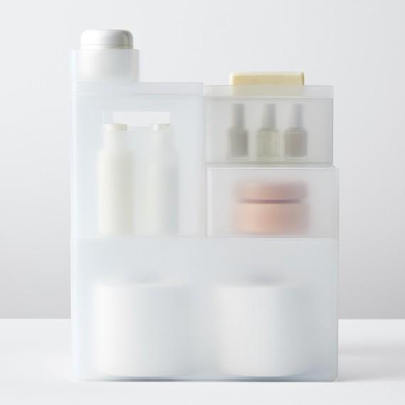 target medicine cabinet organize makeup
