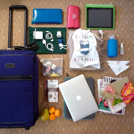 Hand Luggage: Deconstructed