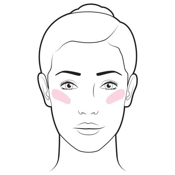 blush youthful lift illustration