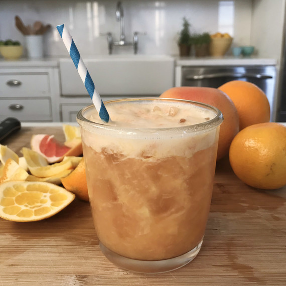 Attention Pulp Lovers: This Blended Orange Juice Is for You