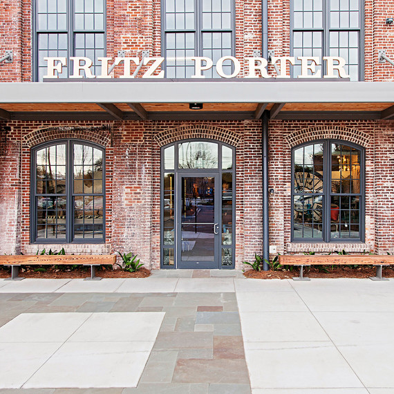 fritz porter showroom charleston