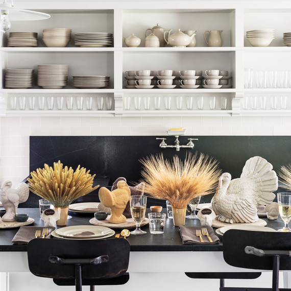 Martha's Thanksgiving: DIY Turkey Decorations   Martha Stewart