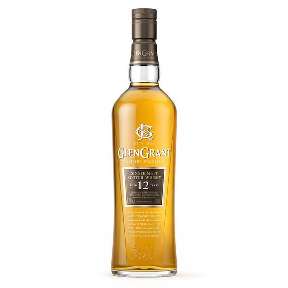 glen grant single malt scotch whiskey