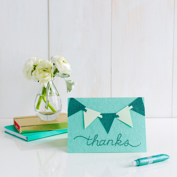 mscrafts content 10garlandthanks mrkt 0915jpg a guest at a california baby shower inadvertently sparked a national debate over thank you note